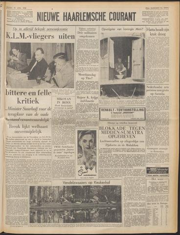 Nieuwe Haarlemsche Courant 1958-04-25