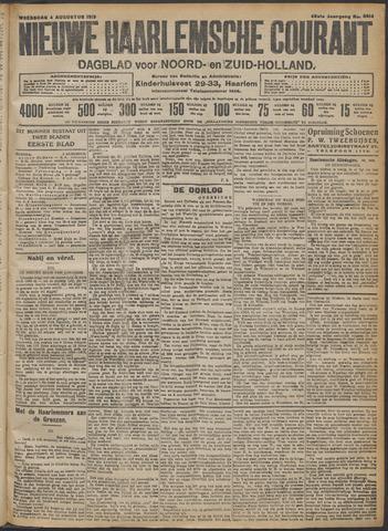 Nieuwe Haarlemsche Courant 1915-08-04