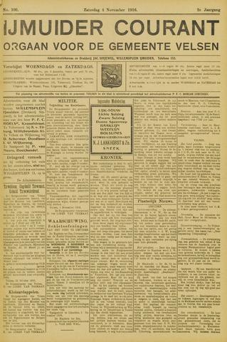IJmuider Courant 1916-11-04