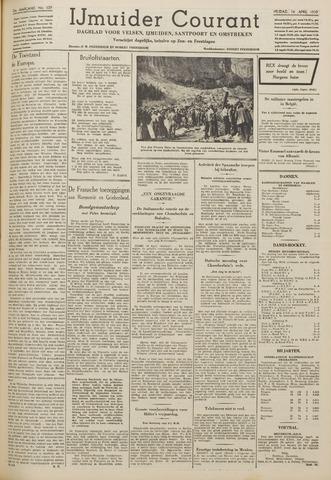IJmuider Courant 1939-04-14