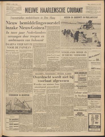 Nieuwe Haarlemsche Courant 1962-04-06