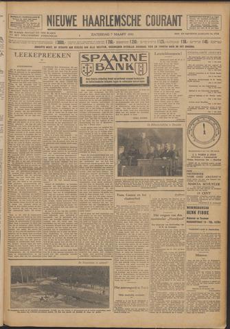Nieuwe Haarlemsche Courant 1931-03-07