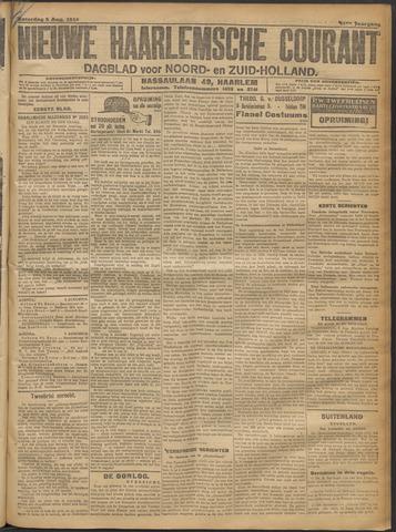 Nieuwe Haarlemsche Courant 1916-08-05