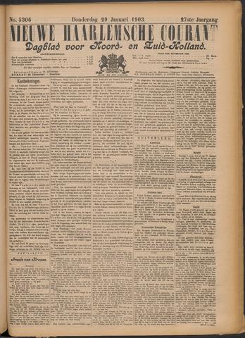Nieuwe Haarlemsche Courant 1903-01-29