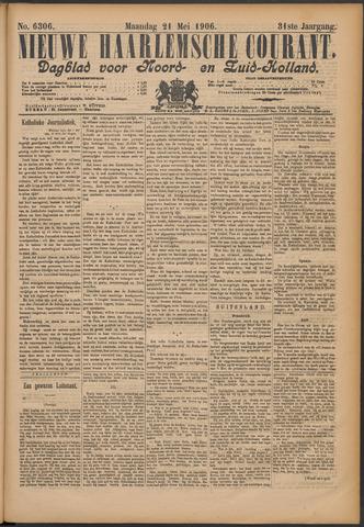 Nieuwe Haarlemsche Courant 1906-05-21