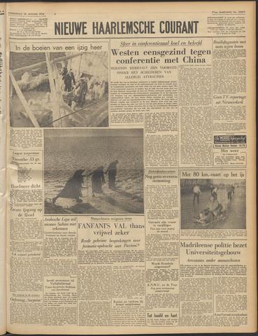 Nieuwe Haarlemsche Courant 1954-01-28