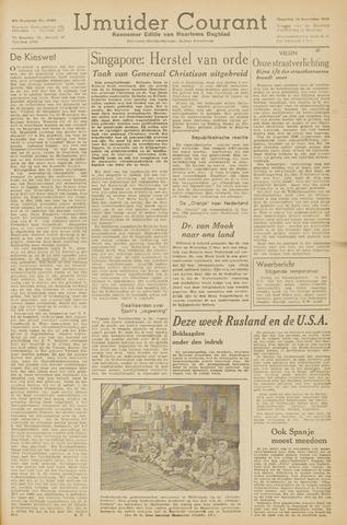 IJmuider Courant 1945-12-10