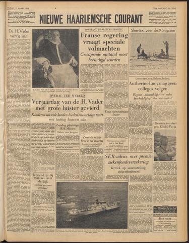 Nieuwe Haarlemsche Courant 1956-03-02