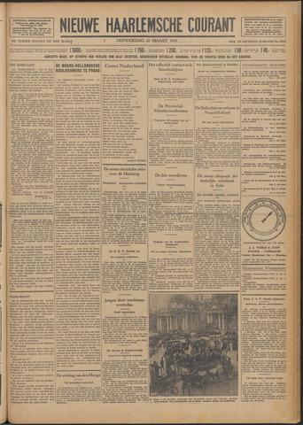Nieuwe Haarlemsche Courant 1931-03-26