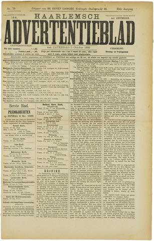 Haarlemsch Advertentieblad 1889-10-05