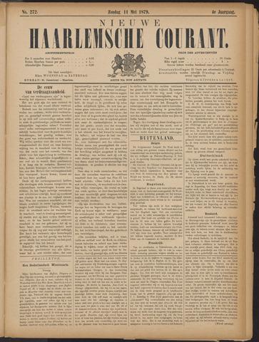 Nieuwe Haarlemsche Courant 1879-05-11