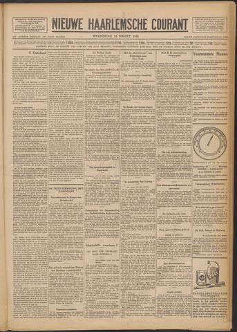 Nieuwe Haarlemsche Courant 1928-03-14