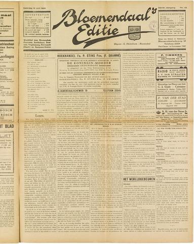 Bloemendaal's Editie 1928-06-16