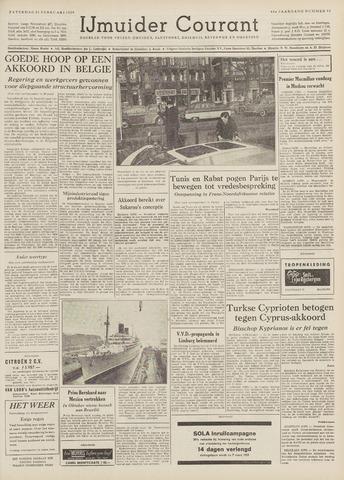 IJmuider Courant 1959-02-21