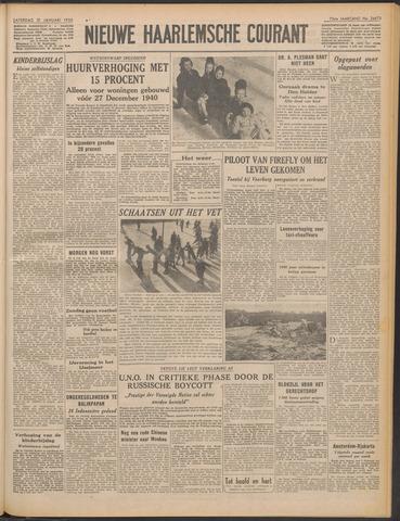 Nieuwe Haarlemsche Courant 1950-01-21