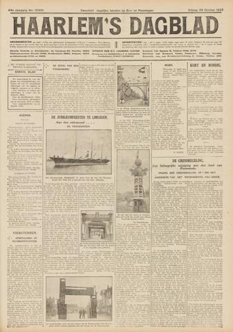 Haarlem's Dagblad 1926-10-29