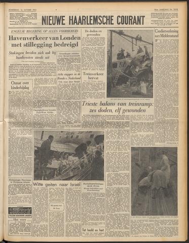 Nieuwe Haarlemsche Courant 1954-10-14