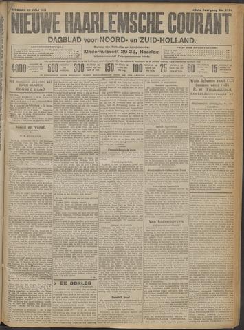 Nieuwe Haarlemsche Courant 1915-07-13