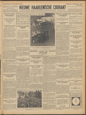 Nieuwe Haarlemsche Courant 1936-02-04