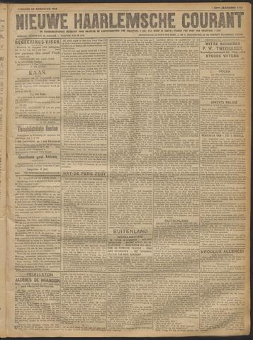 Nieuwe Haarlemsche Courant 1918-08-20