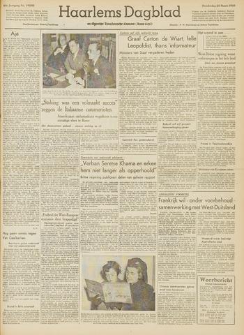 Haarlem's Dagblad 1950-03-23