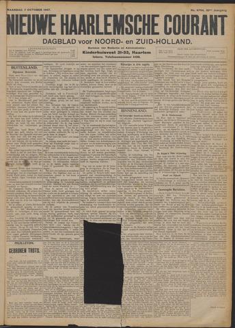 Nieuwe Haarlemsche Courant 1907-10-07
