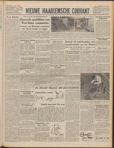 Nieuwe Haarlemsche Courant 1950-05-31