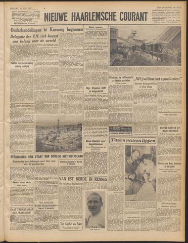 Nieuwe Haarlemsche Courant 1951-07-10
