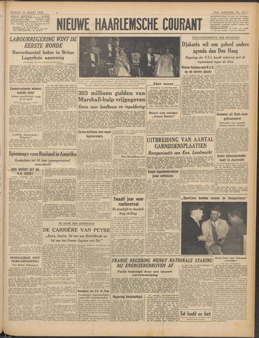 Nieuwe Haarlemsche Courant 1950-03-10