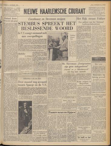 Nieuwe Haarlemsche Courant 1952-11-04