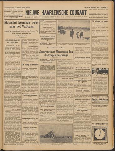 Nieuwe Haarlemsche Courant 1939-12-29