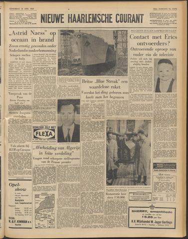 Nieuwe Haarlemsche Courant 1960-04-14