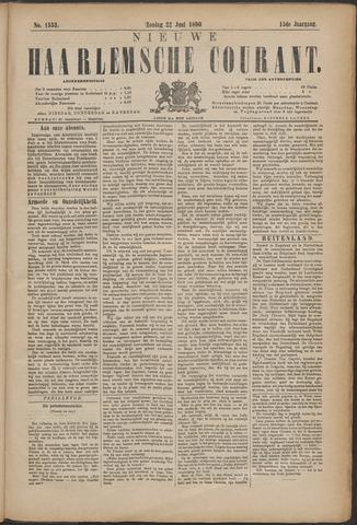 Nieuwe Haarlemsche Courant 1890-06-22