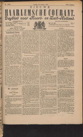 Nieuwe Haarlemsche Courant 1901-10-22