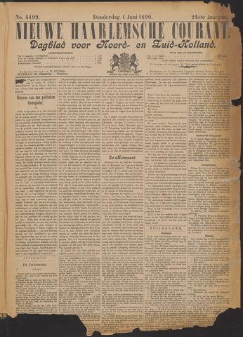 Nieuwe Haarlemsche Courant 1899-06-01