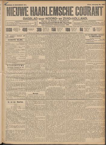 Nieuwe Haarlemsche Courant 1912-11-18