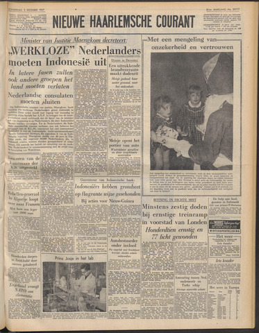 Nieuwe Haarlemsche Courant 1957-12-05