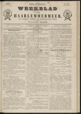 Weekblad van Haarlemmermeer 1876-09-15