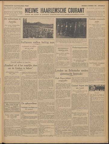 Nieuwe Haarlemsche Courant 1940-11-06