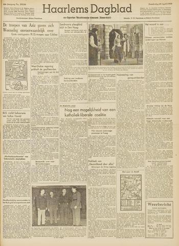 Haarlem's Dagblad 1950-04-20