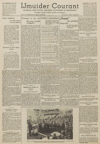 IJmuider Courant 1939-07-17