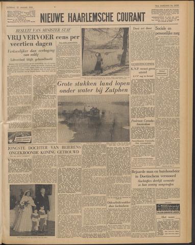 Nieuwe Haarlemsche Courant 1955-01-22