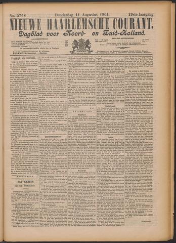 Nieuwe Haarlemsche Courant 1904-08-11