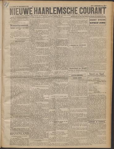 Nieuwe Haarlemsche Courant 1919-11-29