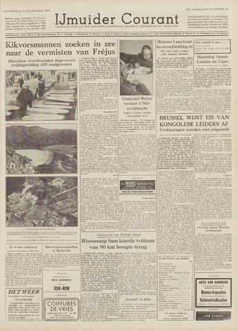 IJmuider Courant 1959-12-05