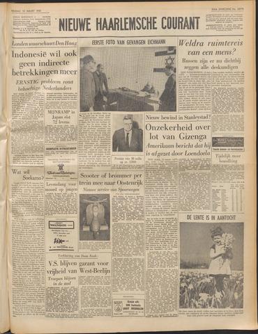 Nieuwe Haarlemsche Courant 1961-03-10