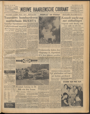 Nieuwe Haarlemsche Courant 1961-07-20