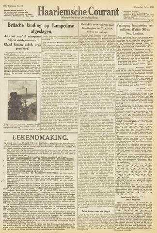 Haarlemsche Courant 1943-06-09