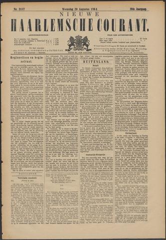 Nieuwe Haarlemsche Courant 1894-08-29