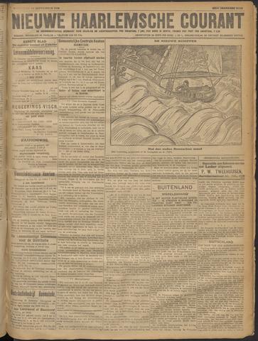 Nieuwe Haarlemsche Courant 1918-09-25